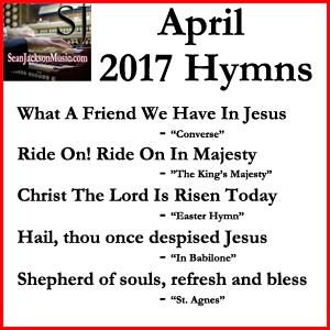 April2017Hymns