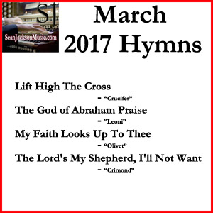March2017Hymns
